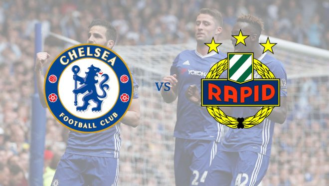 Chelsea vs Rapid Vienna